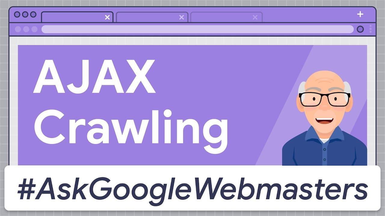 AJAX Crawling & Hash-bang URLs #AskGoogleWebmasters