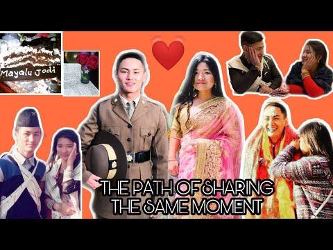 Our Love Journey | The Way We Struggle Till Now || Milan & Manju|||