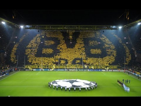 CL Special Borussia Dortmund Champions League Season 2012/13 - BVB Fans Atmosphere Supporters