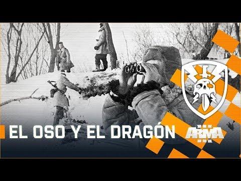 ARMA 3. LIVE. EL OSO Y EL DRAGÓN .@SquadAlpha_es