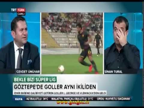 Bekle Bizi Süper Lig | PTT 1 .Lig 2. Hafta | Göztepe