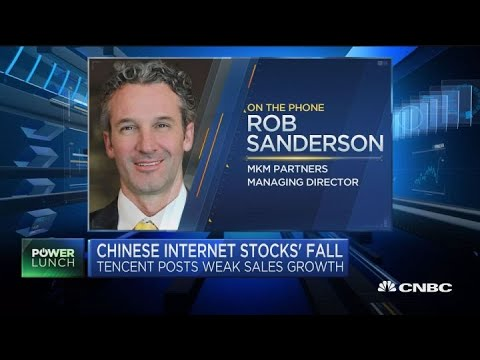 Tencent more important to China internet sector than Facebook is to the US, says analyst