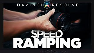Speed Ramping In Davinci Resolve 16