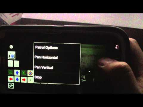 TENVIS JPT3815 Wireless IP Camera Unboxing, Installation, Testing with Android Phone & Tablet (Pt.2)