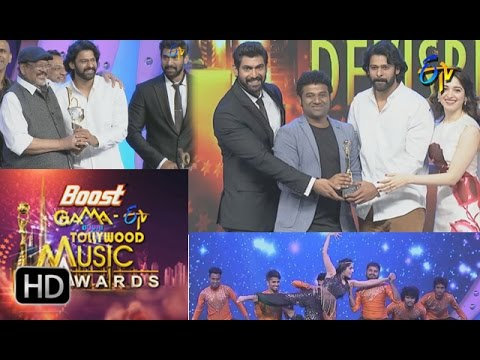 GAMA Tollywood Music Awards 2015 - 20th March 2016 - Full Episode