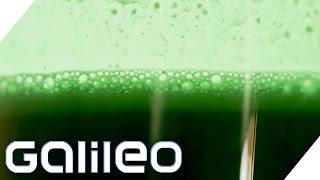 7 Tage Flüssignahrung | Galileo Selbstexperiment | ProSieben