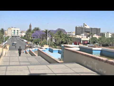 Asmara best city to live