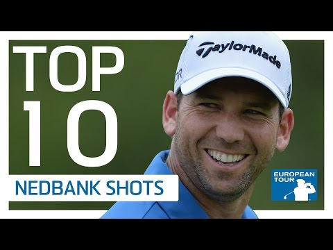 Top 10 Best Shots - Nedbank Golf Challenge