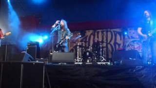 Blackberry Smoke 2016-03-26 Good One Comin' On at Byron Bay Bluesfest
