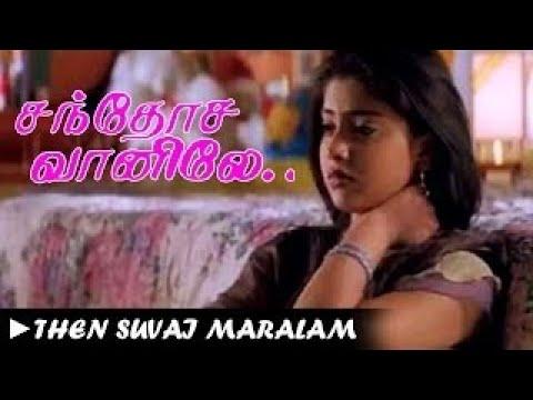 Santhosa Vannilea - Then Suvai Maralam Video Song | Nagarjuna Akkineni, Prabhu Deva, Shriy