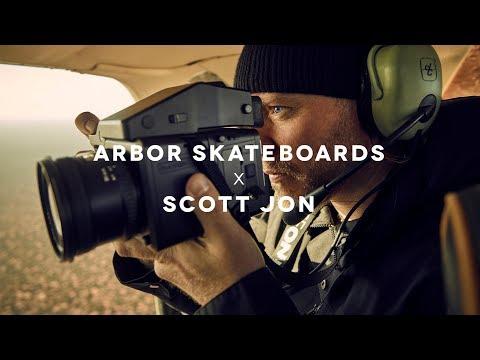 Arbor Skateboards :: Arbor x Photographer Scott Jon