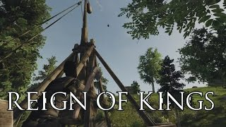 TREBUCHET ATTACK! | Reign Of Kings | Ep.11