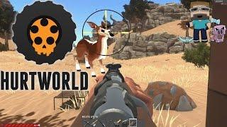 Hurtworld - Gameplay - Bolt Action - Ep 5