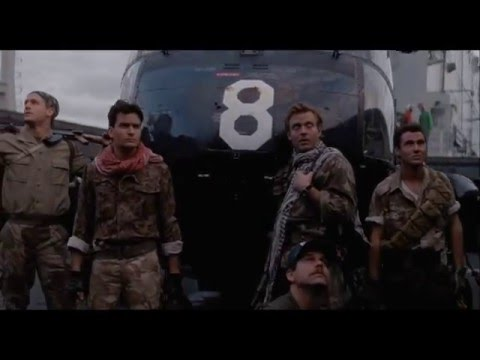 Gowan - The Dragon (Navy Seals 1990)