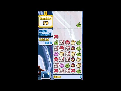 [First Try] Pokemon Link/Trozei! (2006, NDS)[720p60]