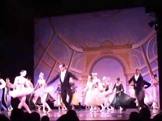 Yorkville Nutcracker - Final Dance- Dec 2010
