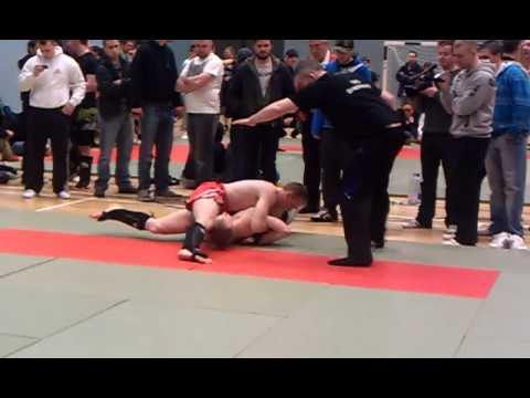 Ed Finn Vs David O Dwyer MMA League Round 1 Galway 2011
