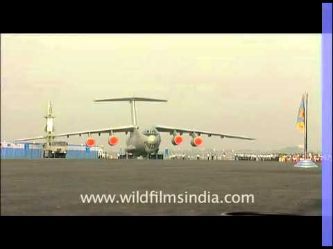 Flying machines of The Indian Air Force