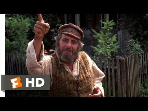 Fiddler on the Roof (1/10) Movie CLIP - Tradition! (1971) HD