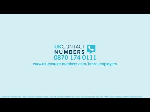 Contact HMRC and Get Advice For Employers