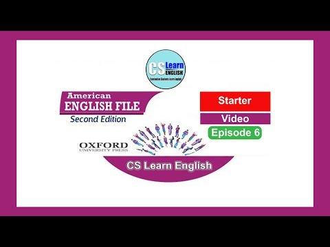 american-english-file-starter-episode-6