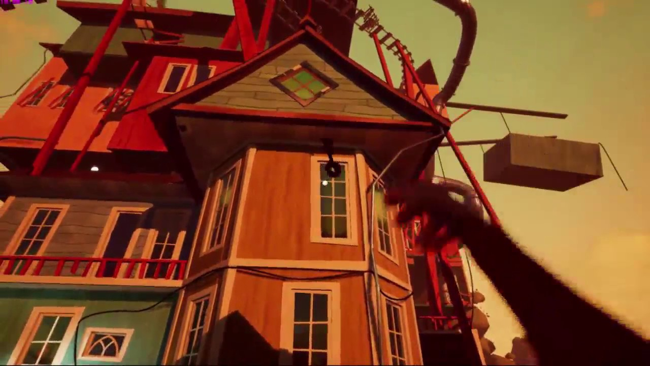 Hello Neighbor Gameplay (No commentary, Adventure,PC game ...