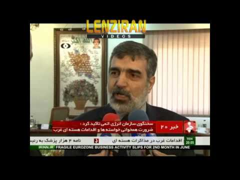 Spokesman of Iranian Atomic Organization : We will accept annexed protocol
