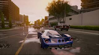 ► GTA 5 ULTRA Graphics Mod - 2017 Ford GT ✪ REDUX 1.3 Realistic Graphics MOD 60FPS