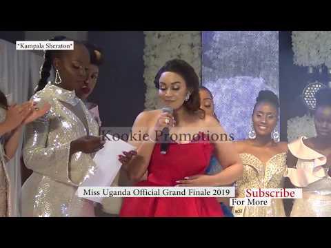 Zari The Boss Lady Blasts Anita Fabiola on Stage at Miss Uganda