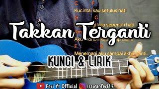Download Mp3 Takkan Terganti - Kangen Band  Kunci & Lirik  Cover Kentrung Ukulele By Feri