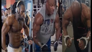 54 Years Old || Ronnie Coleman VS Everyone