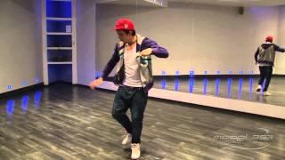 Уроки танца в стиле электро 2 (Сэм Захаров)