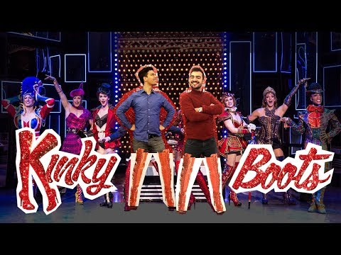 Kinky Boots Review (Are Drag Queens Mainstream?)