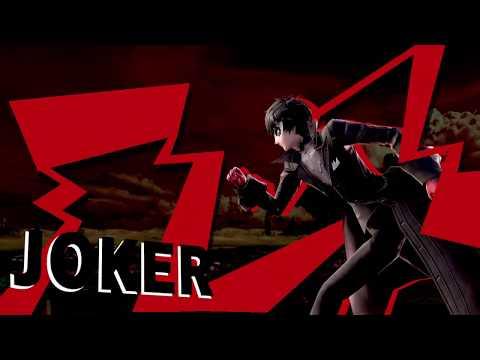 Partidas Online Con Joker De Persona 5 En Smash Bros Ultimate