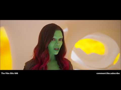 Guardians of the Galaxy vol. 2 : Mantis - Mind Reading Scene