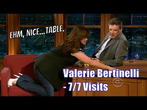 Valerie Bertinelli  Hot In Cleveland Gal  77 Visits In Chronological Order