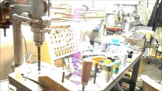 Delta Homecraft Drill Press