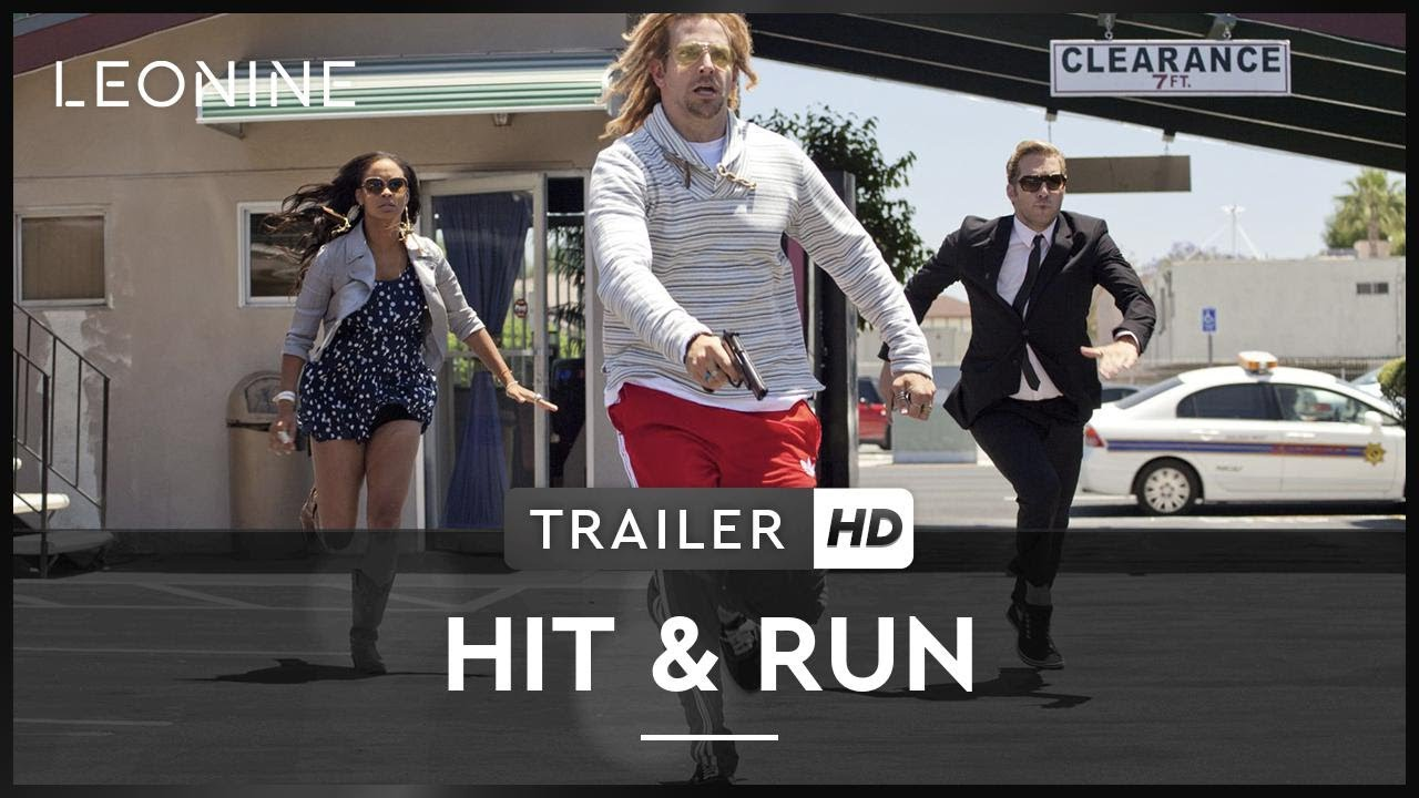 Hit & Run - Trailer (deutsch/german)