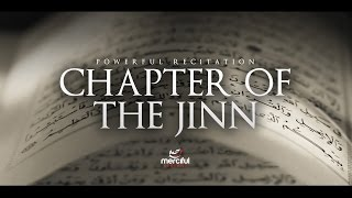 Download Lagu The Chapter of the Jinn - Powerful Recitation by Omar Hisham Al Arabi mp3