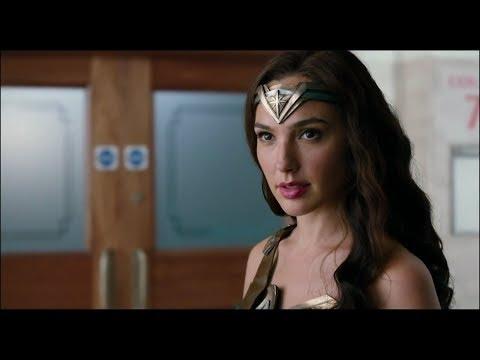 "JUSTICE LEAGUE Movie Clip ""Wonder Woman Rescue"""