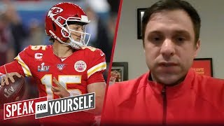 Chiefs GM Brett Veach on Patrick Mahomes & Andy Reid, talks virtual NFL draft | SPEAK FOR YOURSELF