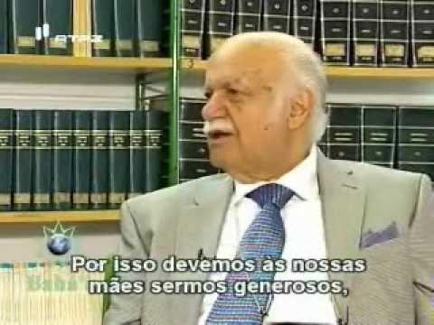 Interview with Professor Suheil Bushrui / Entrevista com o Prof. Suheil Bushrui (3/3)