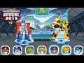 Transformers Rescue Bots: Disaster Dash Hero Run #193 | Rescue citizens in Bot mode!