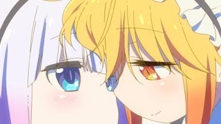 *1K-SUBS* Kanna Sweety Moments - Kobayashi-san Chi no Maid Dragon [ENG]