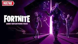 Claim The NEW STARTER PACK NOW In Fortnite! (DARK REFLECTIONS PACK) Season X