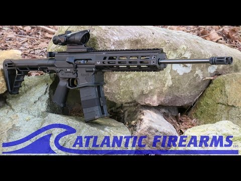 Gilboa Snake Double Barrel AR15 5.56 Rifle