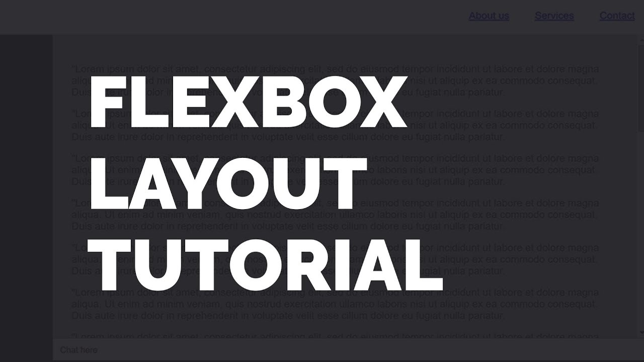 Using CSS Flexbox for Vertical Positioning & Alignment