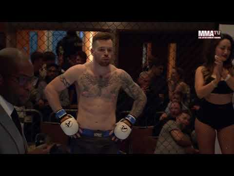 Rory Crawford vs Will Cairns Fusion 27