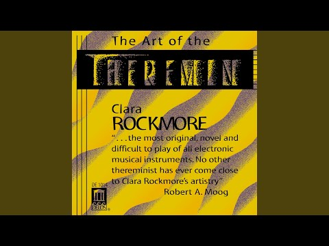 Violin Concerto No. 2 in D Minor, Op. 22: II. Romance (Arr. For theremin and piano)