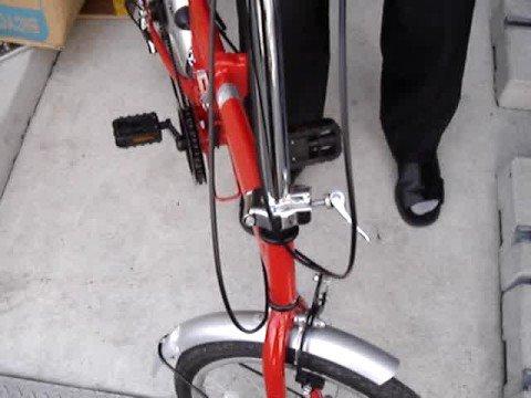 20インチ自転車ハンドルの ...